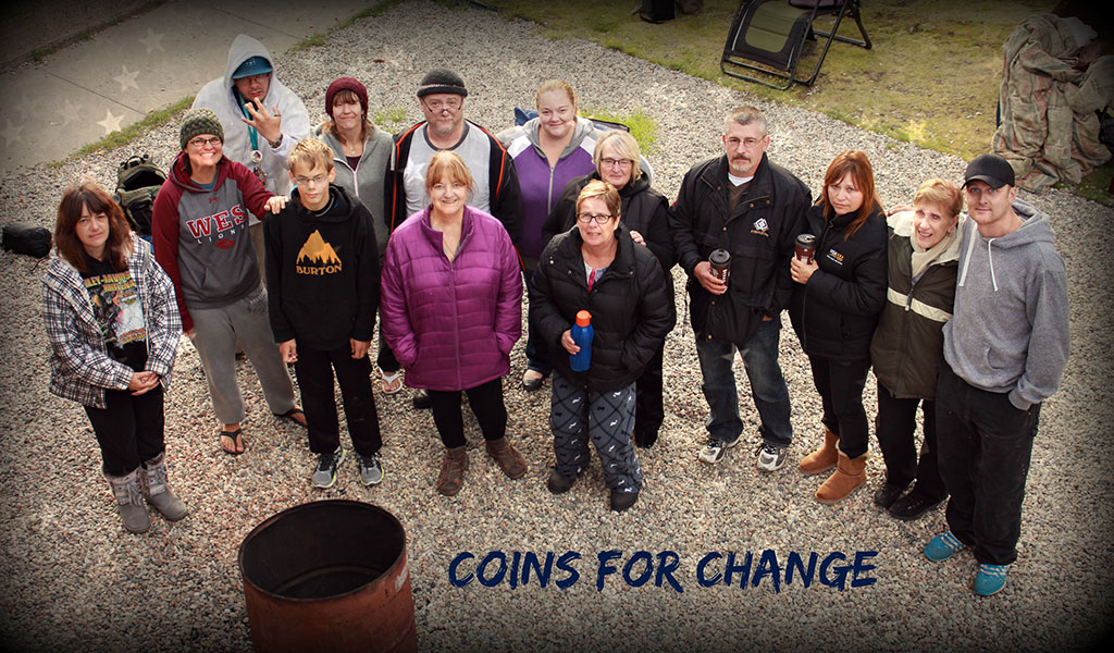 CDS Coins for Change Fundraiser