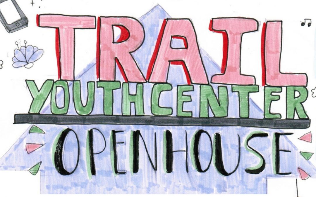 CDS Invites You To The Trail Youth Centre Open House!